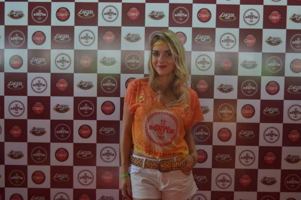 Monique Alfradique. Crédito: Vinicius Ramos/Divulgação