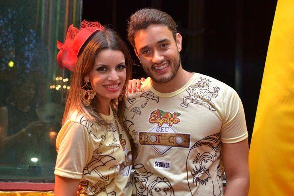 Maria Letícia Fonseca e Thomaz Roque - Fo