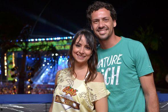 Renata e Rafael Figlioulo - Foto Larissa