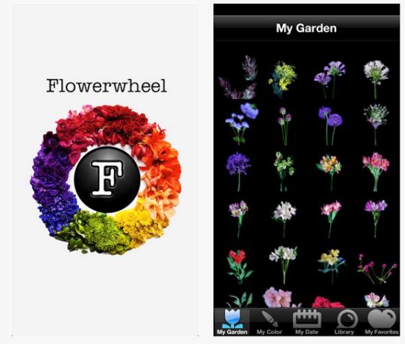 Flowerheel. Crédito: Reprodução APP