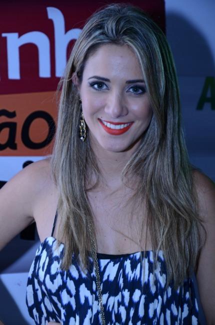 Isabelle Leite. Crédito: Ricardo Moreira/Divulgação