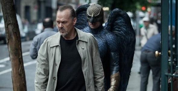 Birdman recebeu a estatueta de melhor filme - Crédito: Divulgação do filme
