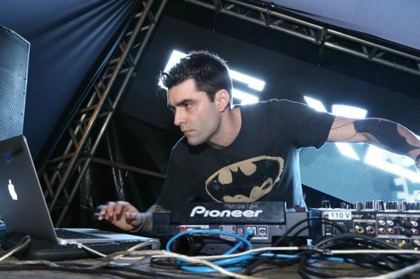DJ Gabe Live. Crédito: Divulgação