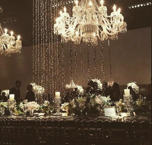 Detalhes da decoração. Crédito: Reprodução Instagram
