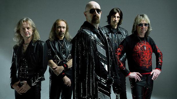 Judas Priest - Crédito: Divulgação do artista