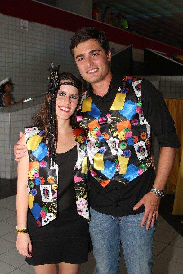 Rebeca e Camilo Simões à espera do segundo herdeiro. Crédito: Nando Chiappetta / DP / D.A Press