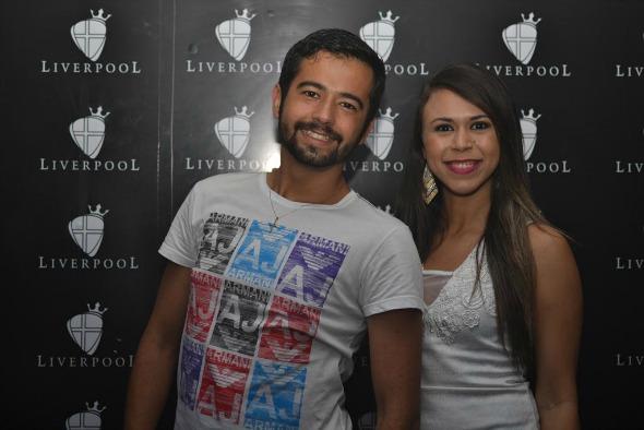 Os produtores Cleyton França e Bianca Barkokebas. Crédito: Larissa Nunes/Vagalume Comunicação