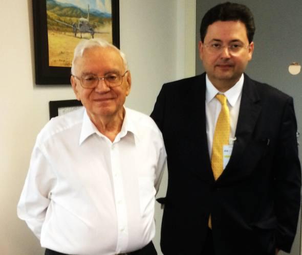 Ozires Silva e Antônio Campos/Marcus Prado