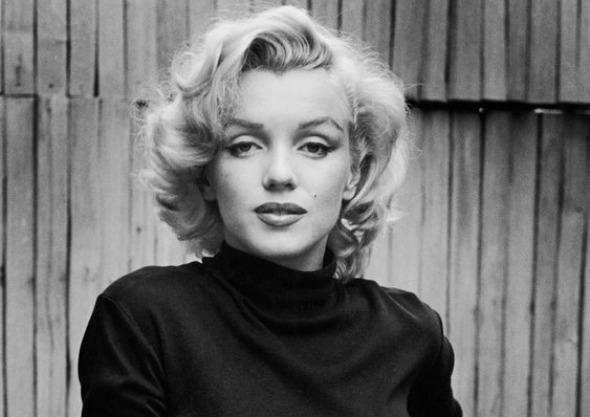 Marilyn Monroe. Crédito: Reprodução Faceook