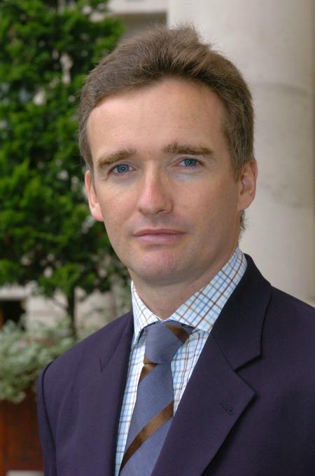 Alex Ellis, embaixador do Reino Unido. Crédito: Divulgação