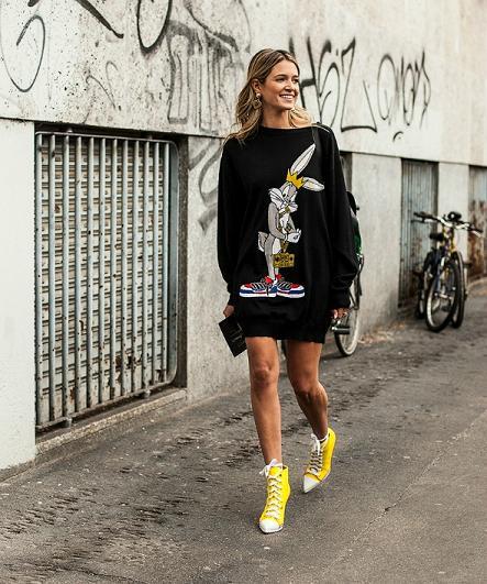 Vestido suéter - Crédito: Divulgação/helenabordon.com/