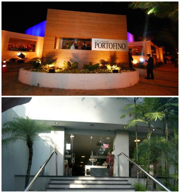 Imagens da fachada da Porto Fino Zona Sul e Porto Fino Casa Forte - Crédito: Rebeca Silva/DP/D.A Press e