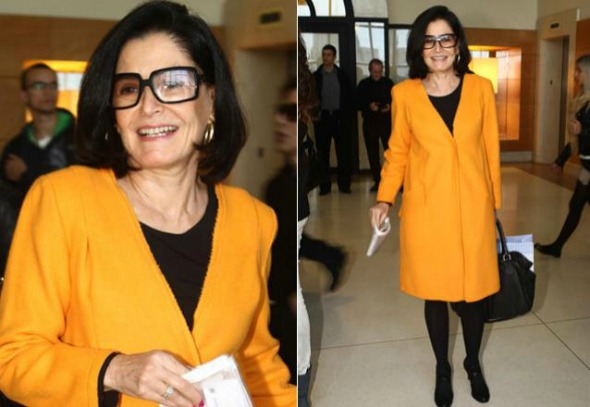Vestido Casaco - Crédito:Divulgação/modabrasiltour.blogspot.com
