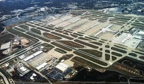 Aeroporto de Atlanta/Divulgação