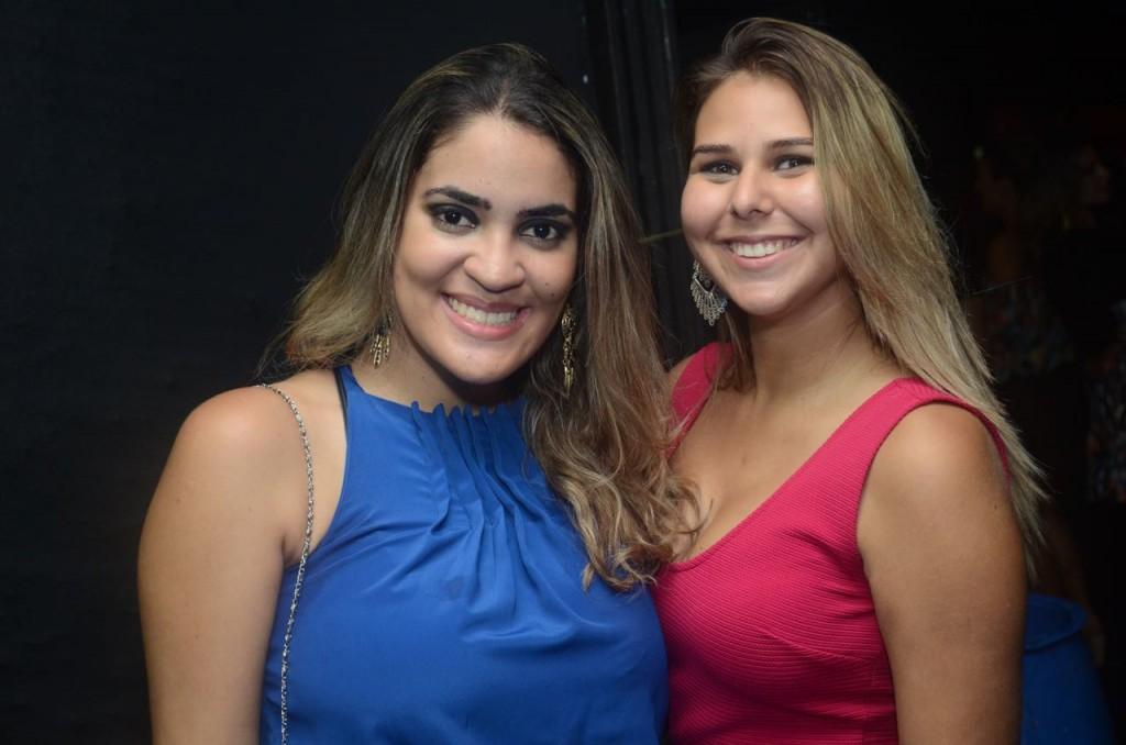 tayna melo e allyne gersica Créditos: João Victor Alves/ Divulgação