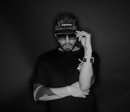 DJ Trusty. Crédito: Divulgação