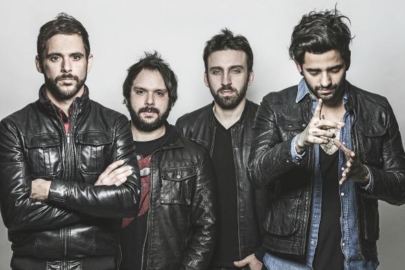 As apresentações fazem parte da turnê comemorativa dos 15 anos da banda. Créditos: Rafael Kent/Divulgação