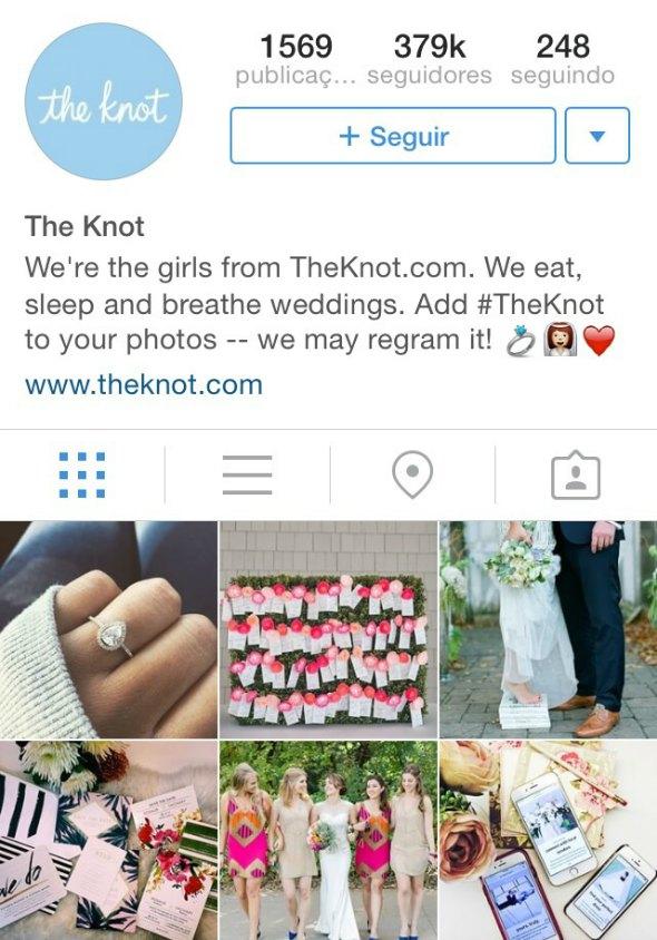Crédito: Reprodução Instagram  Knot