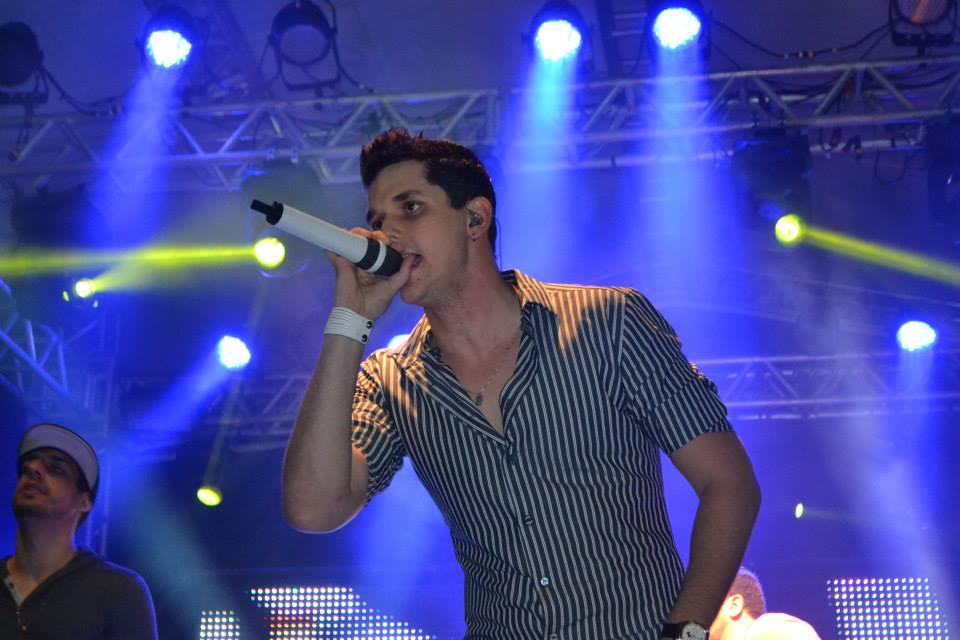 Lulinha Mattos Créditos: Reprodução Facebook oficial do cantor