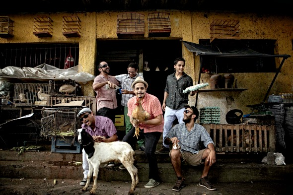 Banda Fim de Feira lança novo DVD no Cais do Sertão - Crédito: Beto Figueirôa/Divulgacao