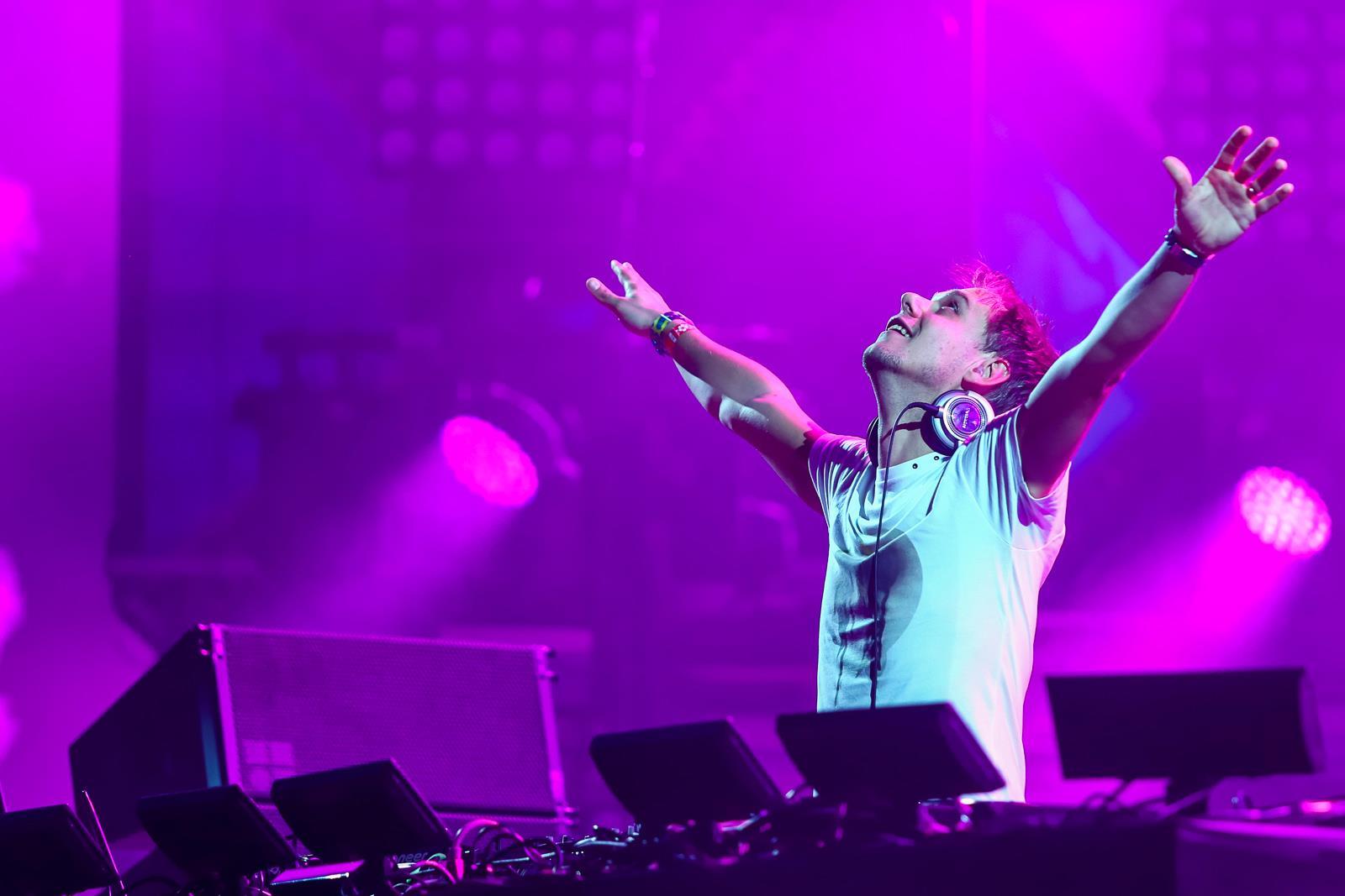 Armin Van Buuren Créditos: Reprodução internet