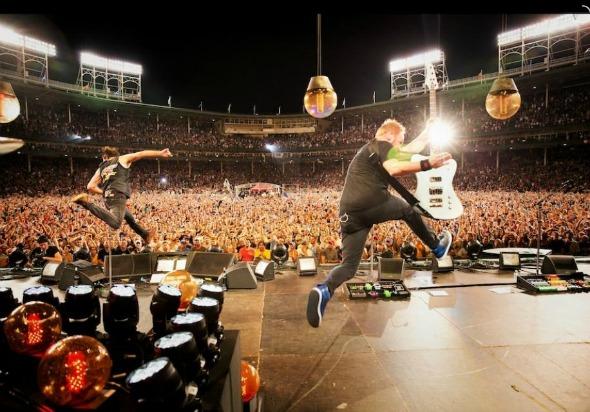 Pearl Jam vai passar por cinco cidades brasileiras a partir de novembro deste ano - Crédito: Divulgação pearljam.com