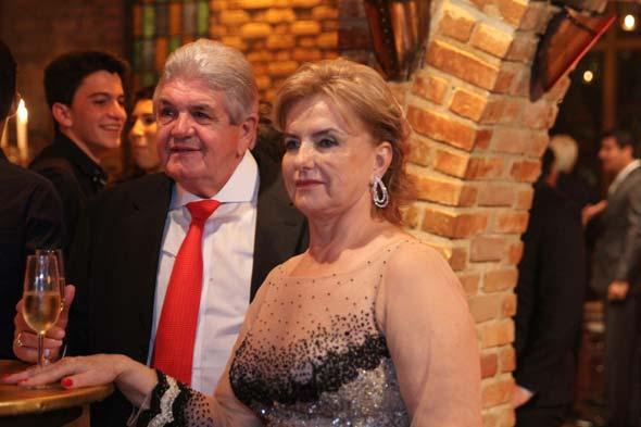 Julião Konrad e Marlene. Crédito: Nando Chiappetta/DP/D.A Press