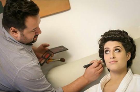 Guiggo vai falar sobre maquiagens e suas tendências, além de como escolher o penteado para o grande dia Crédito: Reprodução Instagram