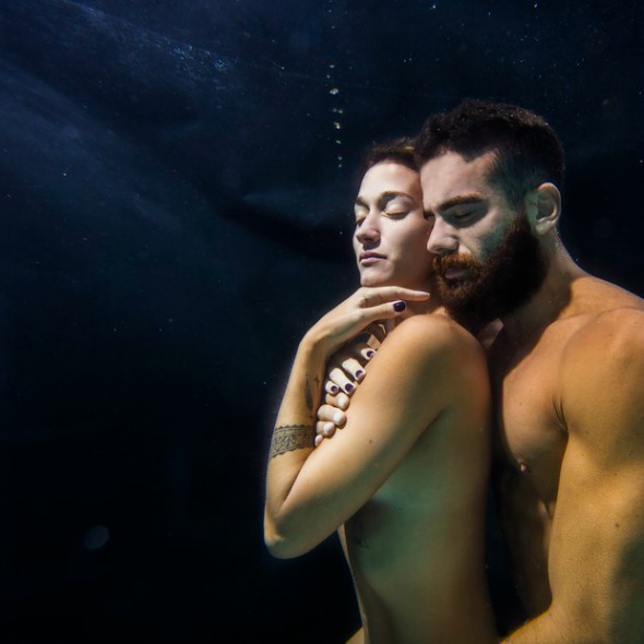 Gabriela Pugliesi e Ricardo Barbato posaram sem roupa para o We Pick - Foto: WePick/Divulgação