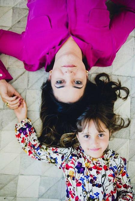 Ilana Batista e Maria Laura. Crédito: Reprodução Internet