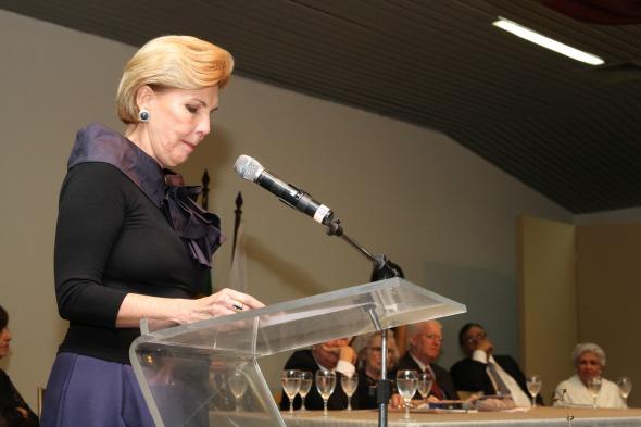 Maria Lecticia Cavalcanti -  Crédito: Nando Chiappetta/DP/D.A Press