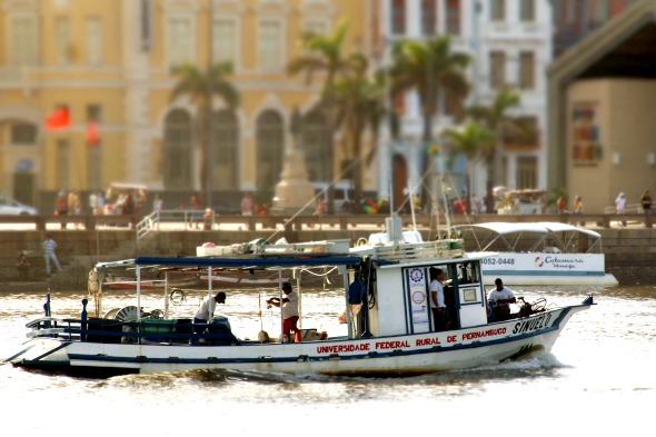 Barco Sinuelo - Crédito: Arthur de Souza/Esp.DP/D.A Press