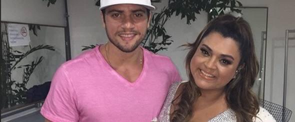 Rodrigo Godoy e Preta Gil/Divulgação