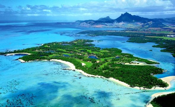Ilhas Mauricio Créditos: Flirk do Sun Resorts Hotels