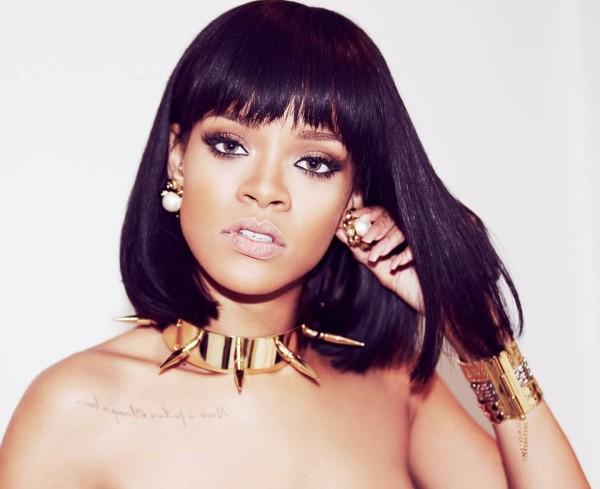 Rihanna. Crédito: Reprodução/Facebook
