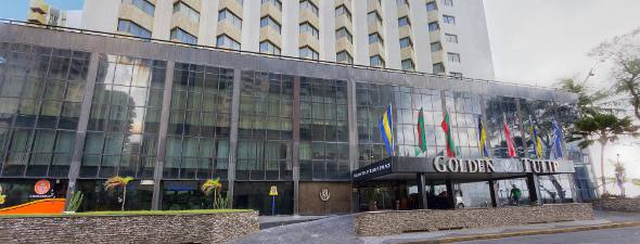 Golden Tulip Recife Palace/Divulgação