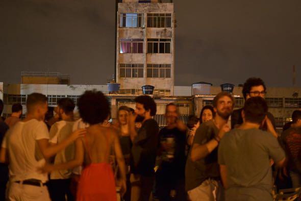 Roof Tebas. Crédito: Larissa Nunes / Divulgação