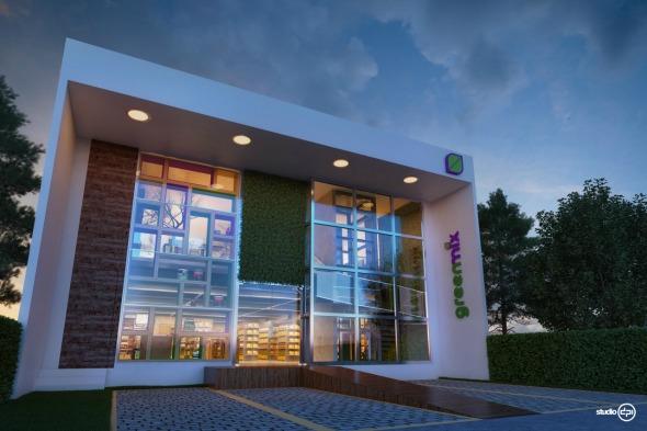 Greenmix - Mercado Saudável. Crédtios: Divulgação/4 Comunicação