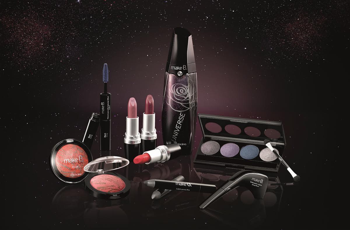 Maquiagem, esmaltes e acessórios metalizados compõem as novas tendências para a estação outono/inverno.  Crédito: Divulgação