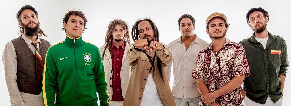 Ponte de Equilíbrio se apresenta no Festival Celebração Reggae neste sábado. Crédito: Reprodução/Facebook