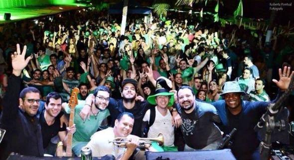 Los Hermanos Cover Recife. Crédito: Reprodução Facebook