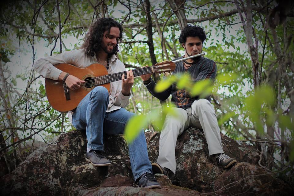 Duo Selestrial. Créditos: Divulgação