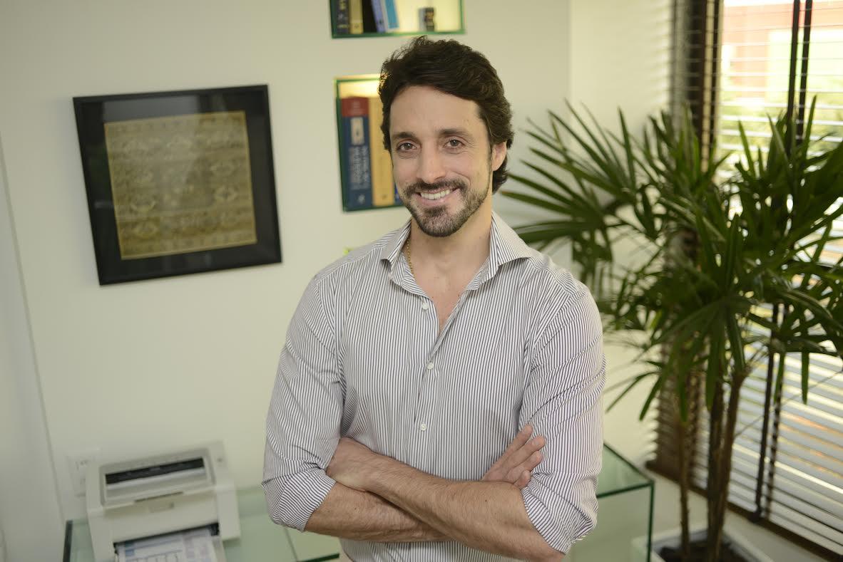 Eduardo Magalhães, o Dr. Saúde. Crédito: Arquivo pessoal