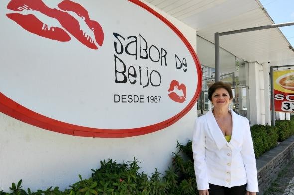 Bernadete Marques transforma sua Sabor de Beijo em delicatessen  - Crédito: Edvaldo Rodrigues/DP/D.A Press