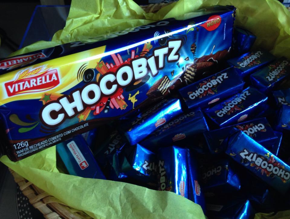 O Chocobitz é a grande aposta da marca para 2015.  Créditos: Raphaella Batista/ Divulgação