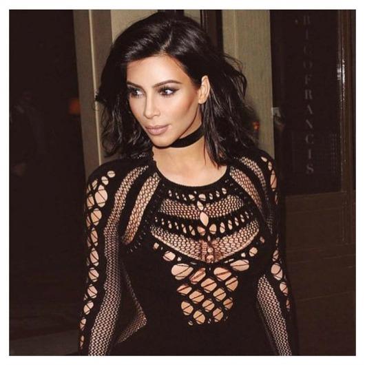 Kim Kardashian. Crédito: Reprodução Instagram