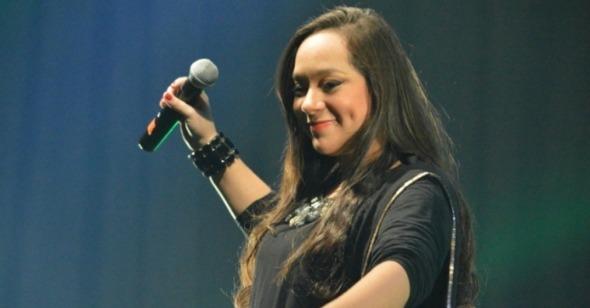 Liv Moraes. Crédito: Divulgação da cantora