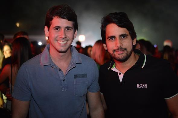Alexsandro Paulo e Paulo Labanca. Crédito: Gabriel Pontual