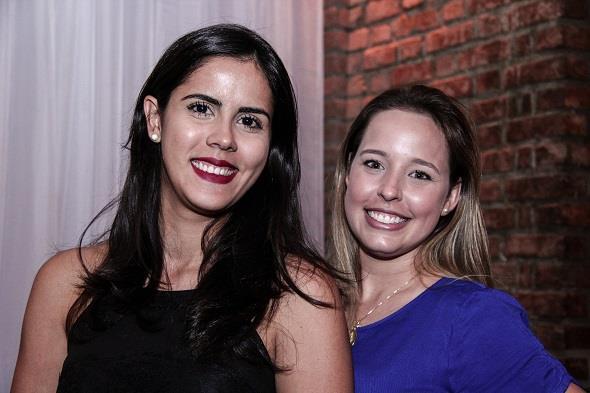 Daniela Vaz e Gabriela Lima. Crédito: Rachel Melo