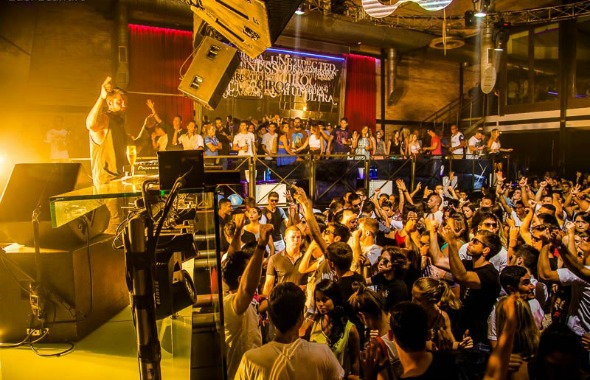 Anzu Club, em Itu - Crédito: Eder Leandro/Divulgação